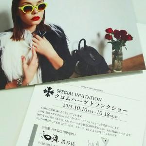 IMG_渋谷店クロムハーツトランクショー